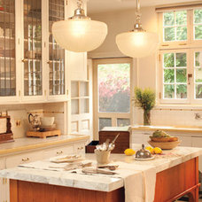 Traditional Kitchen Lighting And Cabinet Lighting Jackson Park pendant light