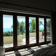 Contemporary Windows And Doors by Synergy Manufacturing Inc