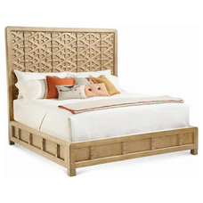 Contemporary Beds by Caracole