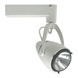 Juno Lighting - Trac-Master TM113 Conix T6/T4.5 G12 Metal Halide Track Head - The sleek sculptured look and style of the Conix fixtures is unparalleled in the industry. Their elegance is carried through the entire design for a fresh, contemporary appeal.