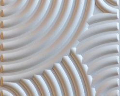 Decorative Ceiling Tiles - 3D Wall Panels - Bamboo Pulp - #51 - Search through our huge selection of Styrofoam ceiling tiles and discover the easy and affordable way to finish any project from your home to your office, hotel or restaurant.