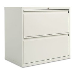 Alera 2 DAlerawer LateAleral Filing Cabinet - The Alera 30-Inch-Wide Lateral File Cabinet with ...