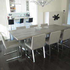 Contemporary Dining Chairs by Fisker International