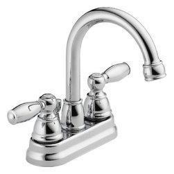 DELTA FAUCET - P299685LF Chrome 2H Lavatory Faucet - Two-Handle Lavatory Faucet