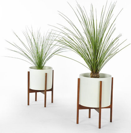 Midcentury Indoor Pots And Planters by Modernica