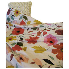 Contemporary Bedding by Kim Parker Interiors