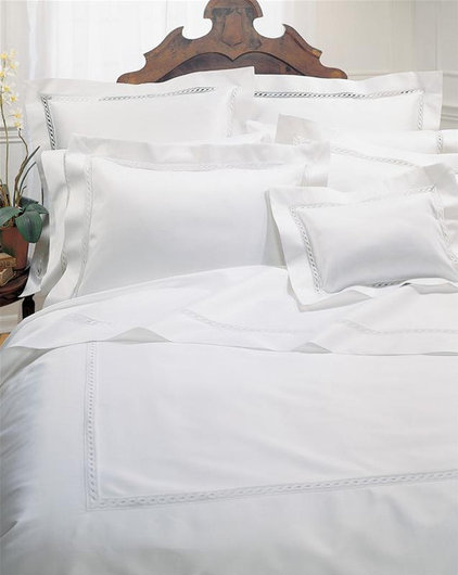 traditional sheet sets by F & B Specialty Linen