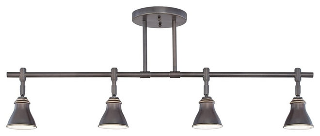 Traditional Track Lighting by Lamps Plus