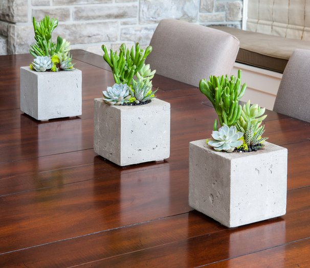 Modern Vases by GARDENFLAME