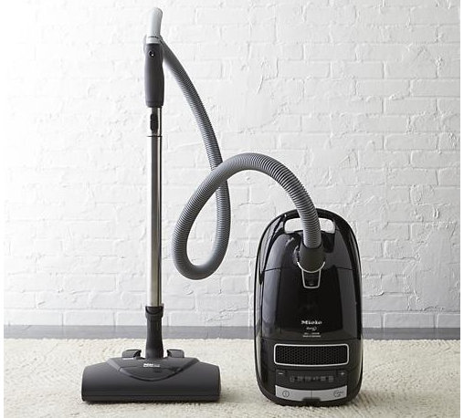 """Miele S8390 Kona Canister Vacuum Cleaner - With the motto """"forever better,"""" Miele was founded in Germany in 1899 and has since grown to become the world's largest family-owned and -operated appliance company. Renowned for refined stylish and state-of-the-art engineering, every premium Miele product is a breakthrough in its category demonstrating the highest quality, performance and environmental standards. Unique and stylish vacuum systems with customized bags and filters are tailored to the precise needs of any household."""