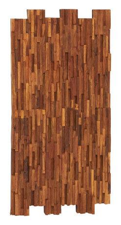 Simply Too Inspiring Wood Teak Wall Panel - Description: