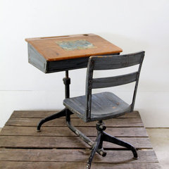 traditional desks by Etsy