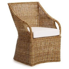 tropical chairs by Williams-Sonoma Home