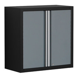 None - Pro Series Grey Wall Cabinet - The NewAge Pro ...