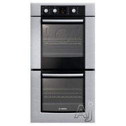 Bosch Double Electric Wall Oven - Bosch introduces built-in ovens worth getting excited about. With the greatest capacity on the market and new safety and efficiency-oriented features, they deliver an impressive package that fulfills your expectations for premiu