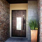 Contemporary Front Doors -