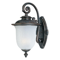 Maxim Lighting - Chocolate Cambria EE 1 Light Outdoor Wall Sconce - Product