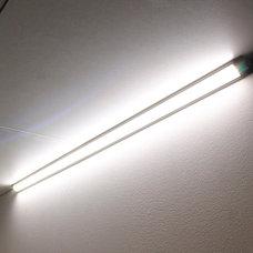 Contemporary Kitchen Island Lighting by EnvironmentalLights.com