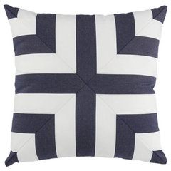 modern outdoor pillows by Home Infatuation