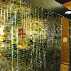 Backlit Glass Panels - Backlit Glass Panels from Royal Stone & Tile in Los Angeles