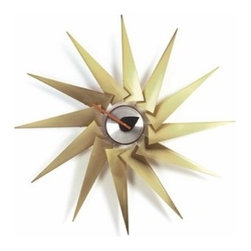 Vitra - Vitra | Turbine Clock - Design by George Nelson, 1948.