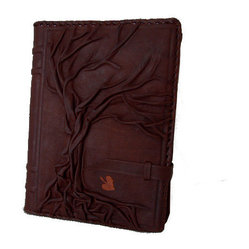 Tree of Life Vintage Natural Handmade Leather / Journal / Diary / Notebook / Dai
