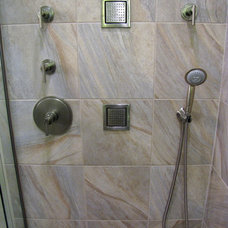 Showers by Solid Surfaces Unlimited