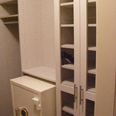Contemporary Closet by California Closets -New York Metro Area