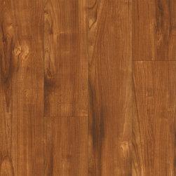 Vinyl / Waterproof Flooring - Natural Elegance Elite Waterproof Click Together Vinyl Plank California Hickory