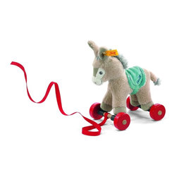Pull-Along Animal Issy Donkey EAN 238642 - Product detail: