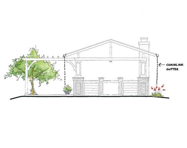 Traditional Rendering by Alex Jewett: Godden Sudik Architects