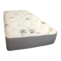 Therapedic - Extra Firm Prism Elite Therapedic Mattress, Twin Size - Foam Encased Edge Support System For Edge-to-edge Comfort and Support