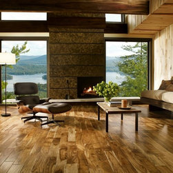 Rustic Accents Acacia - Natural - For a dynamic flooring design, exotic hardwood floors offer the perfect balance between beauty and uniqueness. Durable and exciting, exotic hardwood flooring is perfect for the any space.