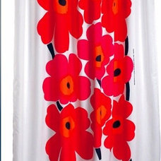 Modern Shower Curtains by Textile Arts