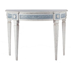 traditional side tables and accent tables by Pierre Deux -- CLOSED