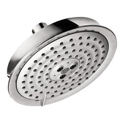 Hansgrohe - Hansgrohe-28471621 Raindance C 150 AIR Showerhead in Oil Rubbed Bronze - Hansgrohe-28471621 Raindance C 150 AIR Showerhead in Oil Rubbed BronzeAs one of the leading international manufacturers of plumbing products, Hansgrohe represents innovation, design, quality and showering pleasure at the highest level. From a simple handshower to a luxurious, oversized showerhead–Hansgrohe has everything you could wish for in a shower. Hansgrohe shower products provide you with the ultimate in design, functionality and quality, leading to performance and styles that will please even the most discerning bather. Rediscover water– as a source of relaxation in a soothing, warm rain shower or with an invigorating whirl-air massage. No matter what you want, you will find countless possibilities for your showering oasis with Hansgrohe.Raindance C Showerheads. A traditional look with modern AIR technology.  It is our pleasure to present AIR in the C design, with its distinctively retro elements: a gentle, elegant curve and matching metallic sprayface. The Raindance C 180 AIR and larger showerheads feature a solid brass shell and a fully-chromed sprayface. Hansgrohe-28471621 Raindance C 150 AIR Showerhead in Oil Rubbed Bronze, Features:• 6-Inch spray face; 6-1/4-Inch face diameter• 3 spray patterns: Rain AIR, Balance AIR, and Whirl AIR spray modes• Features Quiclean cleaning system and AIR-injection technology• 86 no-clog spray channels• Requires arm and flange - sold separatelyHansgrohe-28471621 Specification Sheet Hansgrohe Installation Instructions Hansgrohe Limited WarrantyManufacturer: HansgroheModel Number: 28471621Manufacturer Part Number: Hansgrohe 28471621Collection: RaindanceFinish Code: Finish: Oil Rubbed BronzeUPC: 011097630649This product is also listed under the following Manufacturer Numbers and Finish Codes:Hansgrohe 28471621        HG28471621        28471621Product Category: Bathroom FaucetsProduct Type: Raindance Showerhead