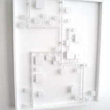 Eclectic Wall Sculptures by Etsy