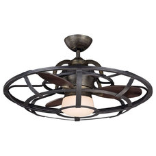 Eclectic Ceiling Fans by Get Back JoJo