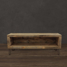 Modern Entertainment Centers And Tv Stands by JW Atlas Wood Co.