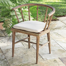 Dexter Outdoor Dining Chairs | west elm