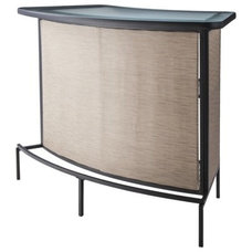 Contemporary Outdoor Pub And Bistro Tables by Target