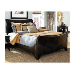 Leggett/Platt Fashion Bed - Contemporary Blocks Bedding Set (Queen) - Choose Size: Queen* 11-Piece available in queen. 14-Piece available in california king. 11-Piece includes one comforter, bed skirt with split corners, tri-pillow pack, two shams, two Euro covers and two Euro inserts. 14-Piece includes one comforter, bed skirt with split corners, tri-pillow pack, three shams, three Euro covers and three Euro inserts. Deep quilted luxury oversize comforter with 16 ozs. of hand-packed bonded fiberfill. Shams with an envelope style closure. Plush ultra suede with large blocks of espresso brown, cappuccino brown, and powder blue to create a contemporary feel. 26 in. square stuffed decorative Euro pillows. 18 in. drop bed skirt. Sham: 30 in. L x 25 in. W. Queen comforter: 97 in. L x 97 in. W. California king comforter: 114 in. L x 106 in. W