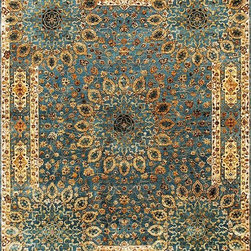 Traditional Rugs - http://www.alyshaan.com/area-rugs-information/traditional-rugs