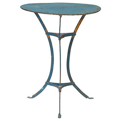 traditional outdoor tables by Terrain
