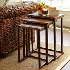 granger nesting tables | Pottery Barn