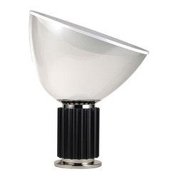 Flos - Flos | Taccia Table Lamp - Design by Achille and Pier Giacomo Castiglioni, 1962.