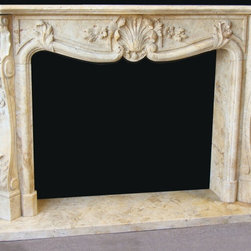 Marble Fireplace Mantels -