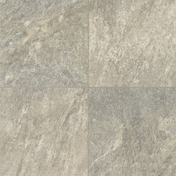Cuarzo - Pearl Gray - Alterna Reserve Luxury Vinyl Armstrong Flooring - Armstrong World Industries, Inc.