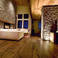 Eclectic Wood Flooring by Burchette & Burchette Hardwoods
