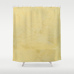 Tuscan Sun Plaster Shower Curtain Home Accessories - Corbin Henry